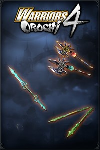 Carátula del juego WARRIORS OROCHI 4: Legendary Weapons Wei Pack 2