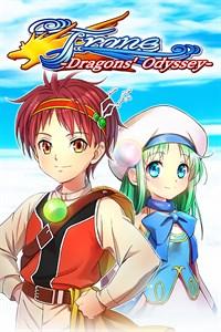 Carátula para el juego Frane: Dragons' Odyssey de Xbox 360