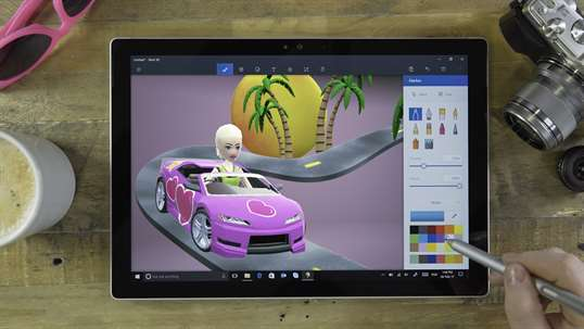 Paint 3D screenshot 6