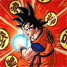 Goku Saiyan Fighting