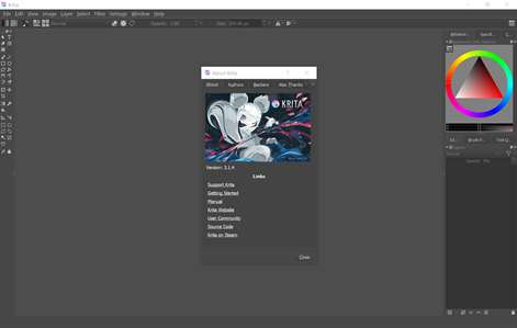 Krita App Latest version Free Download 2019 - AppBgg com