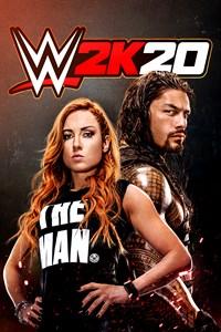 Carátula para el juego WWE 2K20 de Xbox 360