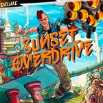 Sunset Overdrive Deluxe Edition Logo