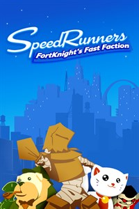 Carátula del juego SpeedRunners: FortKnight's Fast Faction