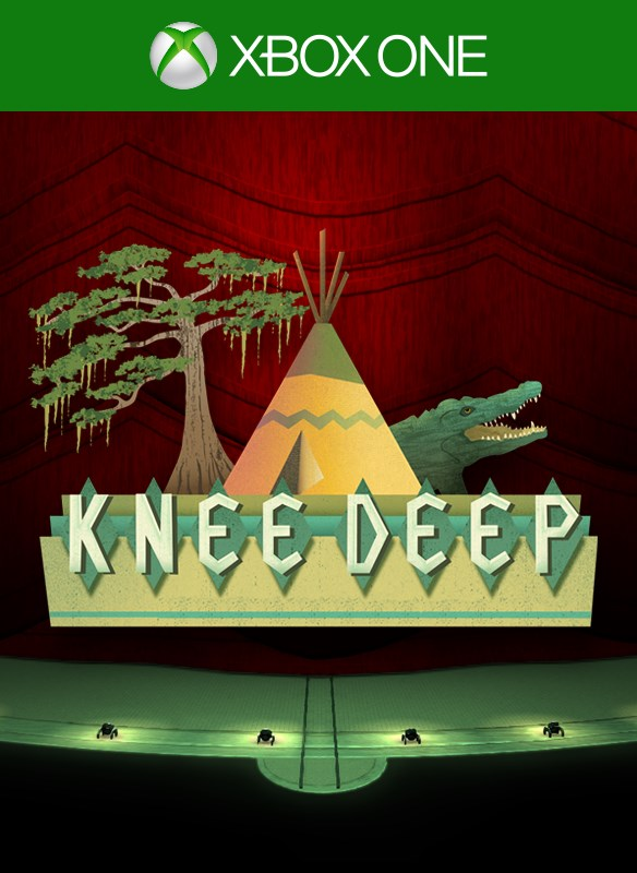 Knee Deep boxshot