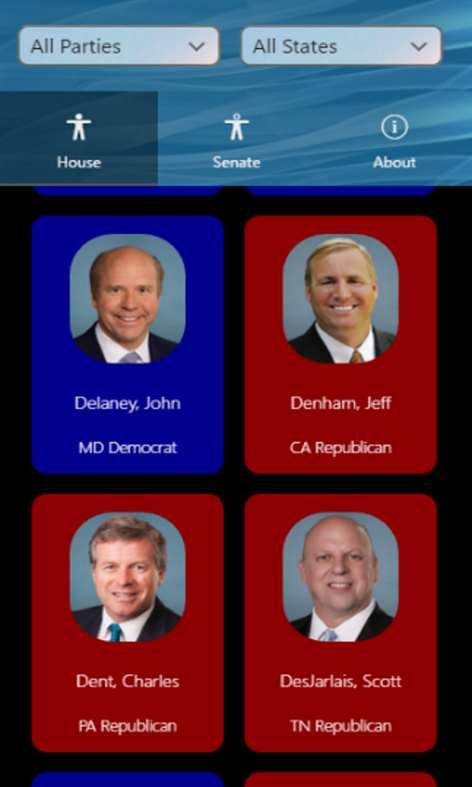 Follow Congress Screenshots 1