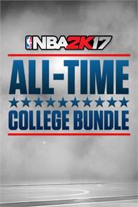 NBA 2K17 All-Time College Bundle
