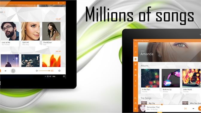 Get gPlayer for Google Play Music - Microsoft Store
