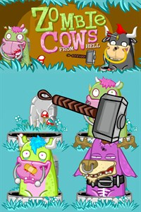 Whack a Zombie Cow