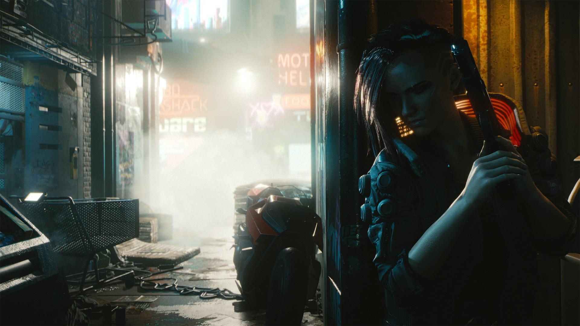 Скриншот №22 к Cyberpunk 2077