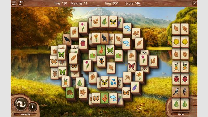 Get Microsoft Mahjong - Microsoft Store en-HK