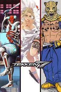 TEKKEN 7 – Artist Collaboration Character Panel Set