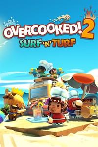 Carátula del juego Overcooked! 2 - Surf 'n' Turf