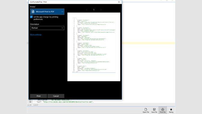 Get Json Formatter Pro - Microsoft Store
