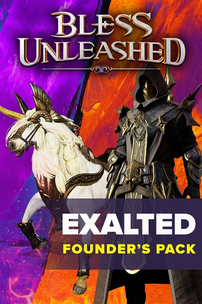Bless Unleashed: Exalted Founder's Pack