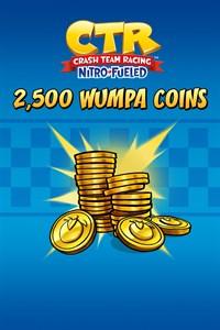 Crash™ Team Racing Nitro-Fueled - 2.500 Wumpa-Münzen