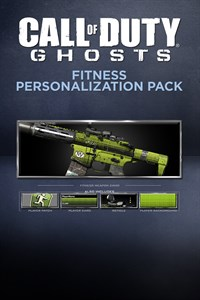 Call of Duty®: Ghosts - Fitness Pack