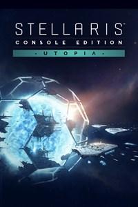 Carátula del juego Stellaris: Utopia