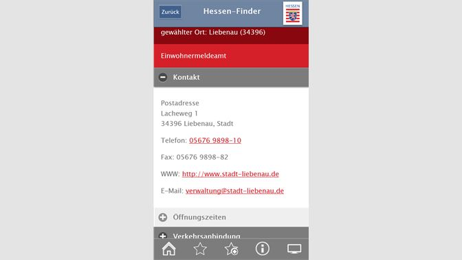 Get Hessen-Finder - Microsoft Store