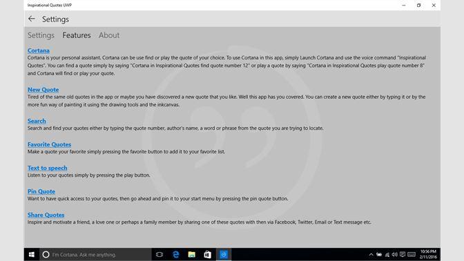 Inspirational Quotes Kopen Microsoft Store Nl Nl