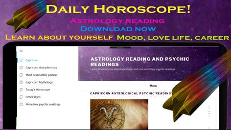 Capricorn Cancer daily horoscope - Astrology psychic reading