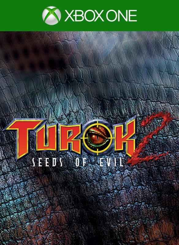 Turok 2: Seeds of Evil boxshot