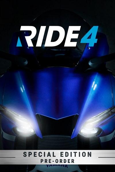 RIDE 4 - Special Edition - Pre-order