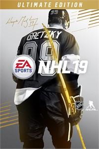 Carátula para el juego NHL 19 Ultimate Edition de Xbox 360