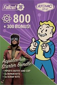Fallout 76: Appalachia Starter Bundle