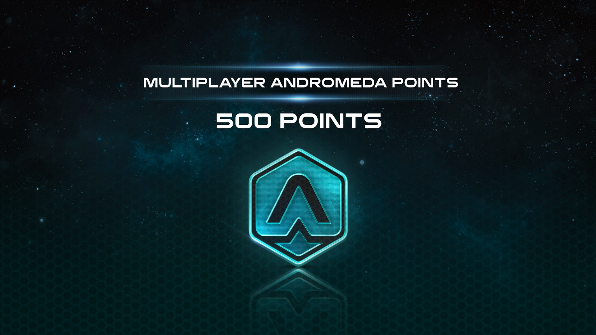 500 points Mass Effect™: Andromeda