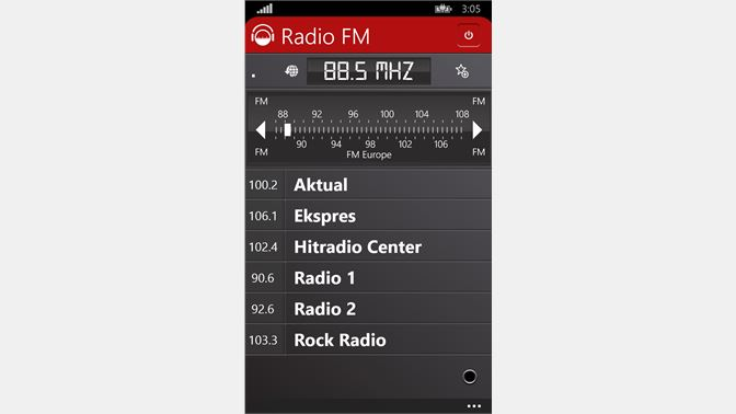 Get Radio FM Mobile - Microsoft Store en-GH