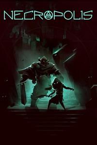 Carátula para el juego Necropolis de Xbox 360