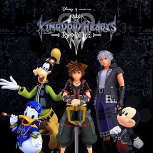 KINGDOM HEARTS Ⅲ Re Mind (WW) Xbox One