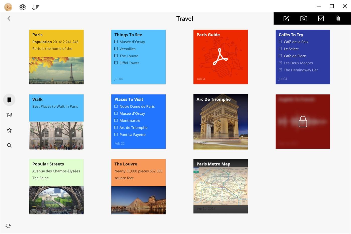 أفضل برامج تسجيل الملاحظات Note المجانية على ويندوز 10 2