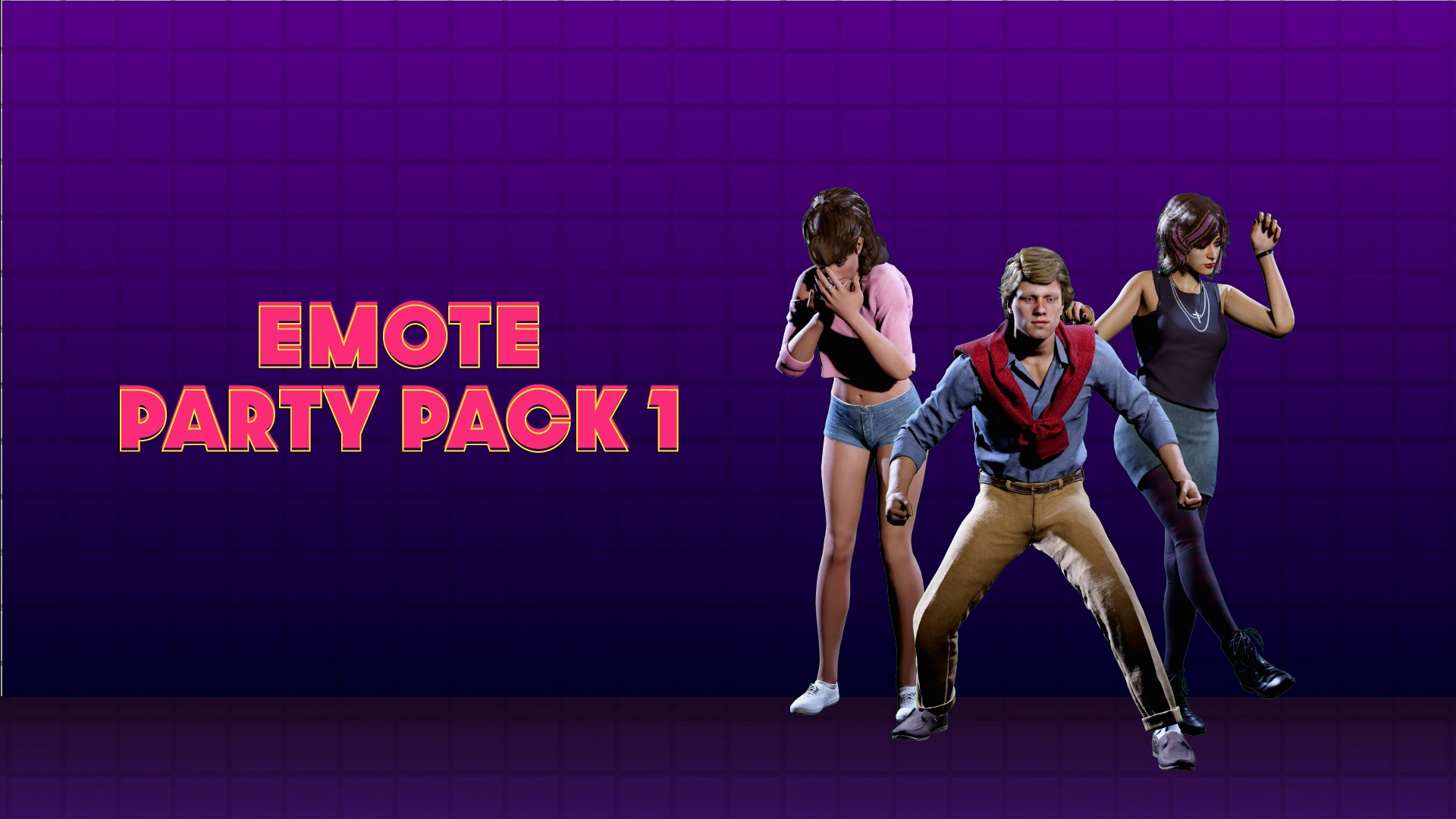 Emote Party Pack 1