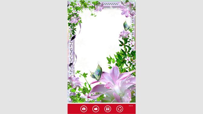 Get Beautiful Flowers Photo Frames HD - Microsoft Store