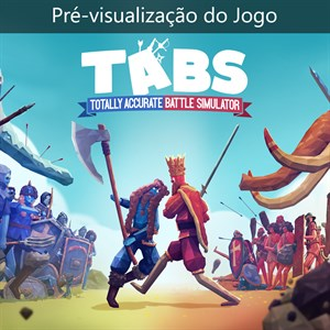 Totally Accurate Battle Simulator (Pré-visualização do Jogo) Xbox One