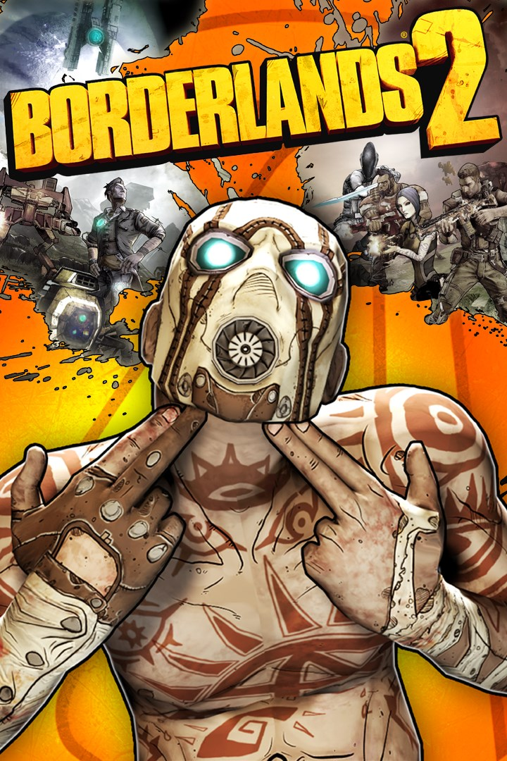 Buy Borderlands 2 - Microsoft Store