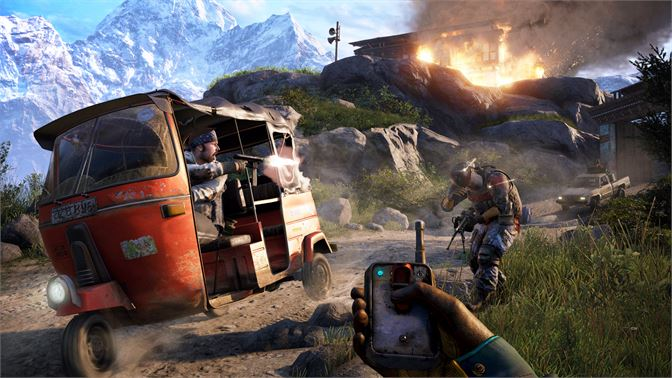 Buy Far Cry® 4 - Microsoft Store