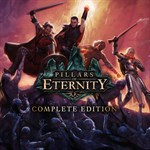 Pillars of Eternity: Complete Edition Logo