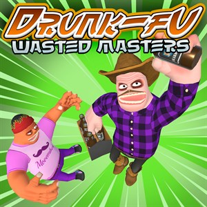 Drunk-Fu: Wasted Masters Xbox One
