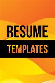 cvs resume templates - Buy Resume Templates