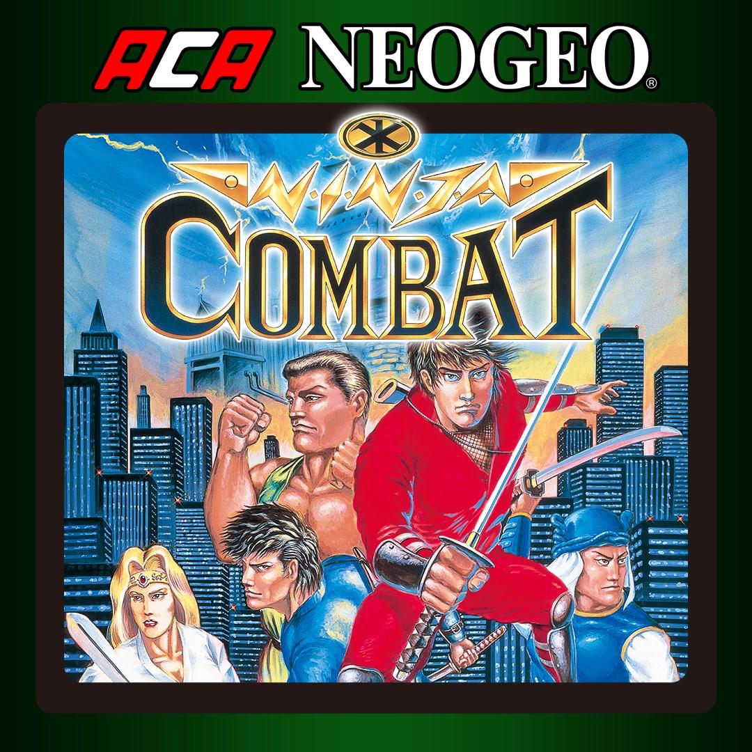 Aca Neogeo Ninja Combat