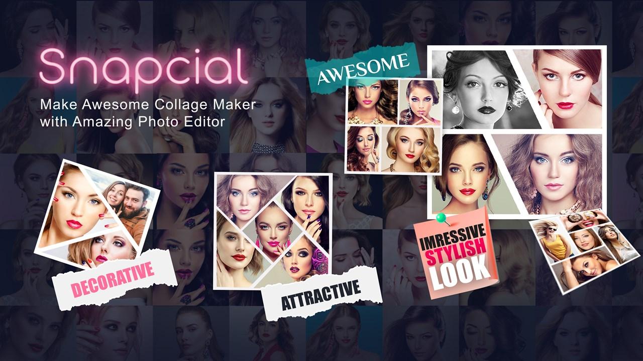 Wonderbaar Get Photo Collage Editor - Collage Maker & Photo Collage EO-75