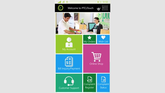 Get PTCL Touch - Microsoft Store