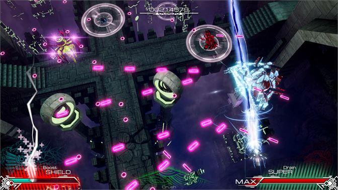 Pawarumi est un shoot'em up qui fonde son gameplay sur le jeu classique