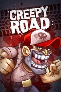 Carátula para el juego Creepy Road de Xbox 360