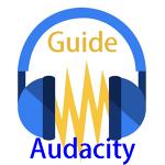 Audacity - Multitrack Audio Editing, Recording, Music Converter Guide Logo