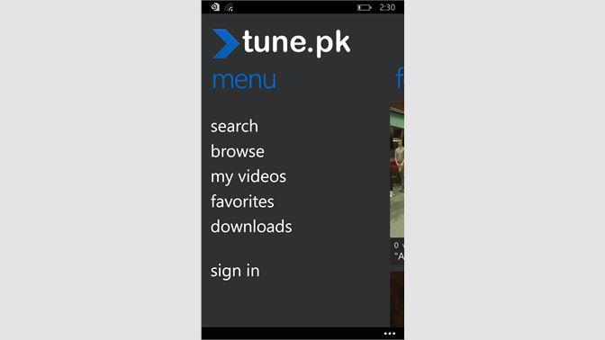 Get Tune pk - Microsoft Store