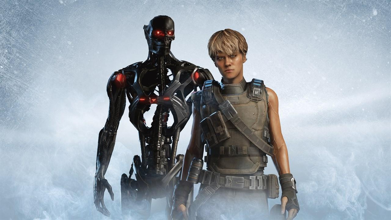 Buy Terminator Dark Fate Pack – Grace and Rev-9 - Microsoft Store en-IN